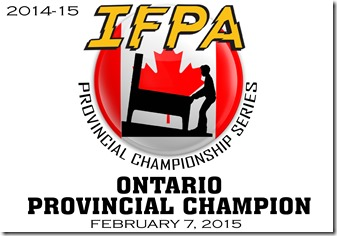 Ontario Champion Trophy